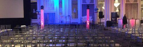 Ceremony hall room