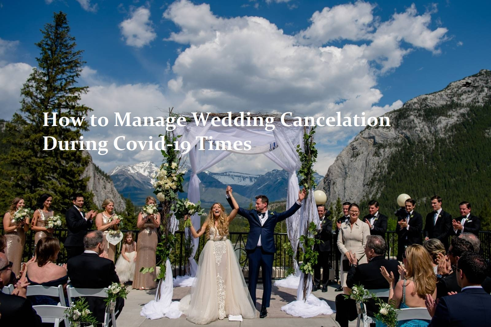 Wedding Cancelation during COVID Times